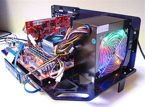 tool review doma pro pci open computer case