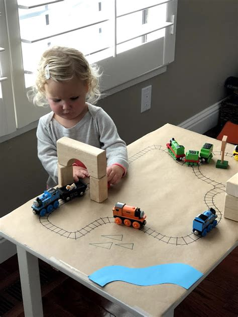 freight train activities  crafts  toddlers