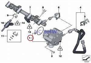 High Pressure Fuel Pump Mini R55 R56 R57 R58 R59 1 6t Cooper S  U0026 Jcw  N18 Engine