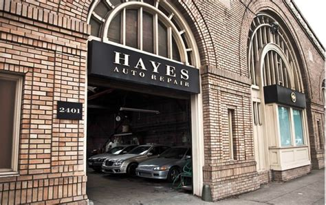 l repair san francisco hayes auto repair lower pacific heights san francisco