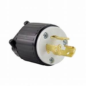 Superior Electric Yga031 Twist Lock Electrical Plug  3p