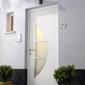 Remplacement d'une porte d'entrée Leroy Merlin