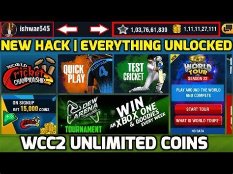 wcc2 new version 2 8 hack free wcc2 everything unlocked wcc2 unlimited coins youtube