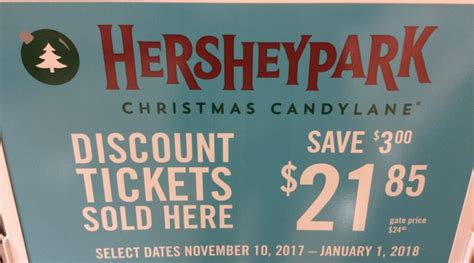 17854 Hershey Park Discount Code by Hershey Park Deals 2017 Lamoureph