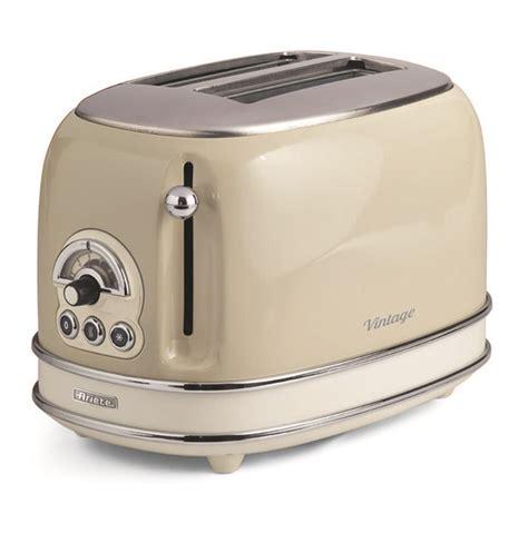 Tostapane Vintage by Toaster Vintage 2 Fette Beige Ariete