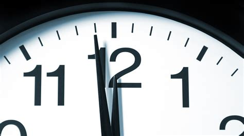 'leap Second' Gives Us Extra Time