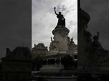 2020.07.14 Paris, Place de la République, Statue de la ...