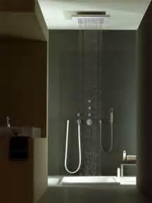 Rain Shower Images by Big Rain Shower From Dornbracht Freshome Com