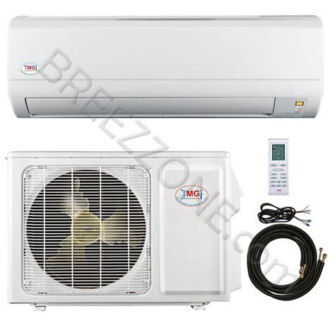 btu ymgi ductless mini split air conditioner heat pump