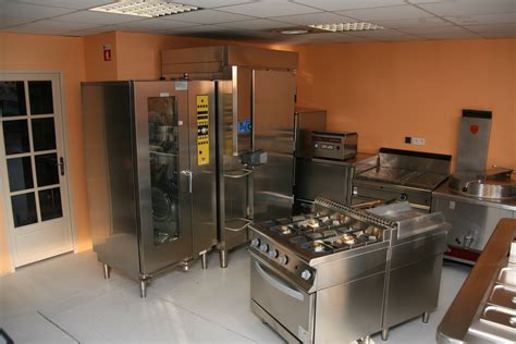 Le Choix De Matériel De Cuisine Professionnelle Matériel