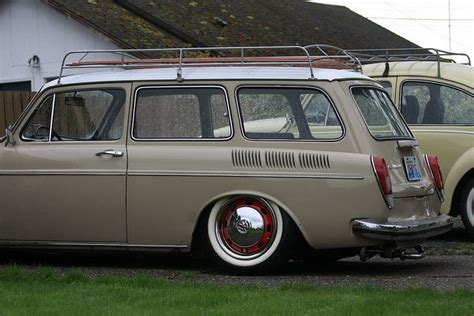 My 1970 Vw Type 3 Squareback By 2lowcoupedoor, Via Flickr