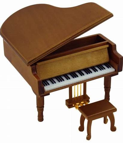 Musical Gifts Piano Box Grand Miniature Boxes