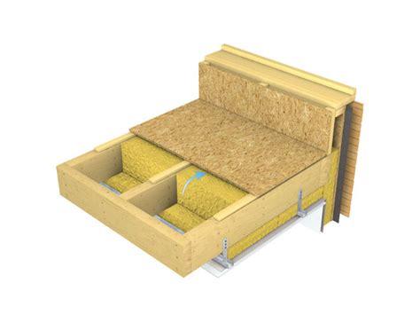nivrem com toiture terrasse ossature bois isolation