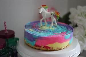 Einhorn Kuchen Deko : leichter einhorn kuchen no baking judys schokoladenseite rezepte beauty lifestyle ~ Eleganceandgraceweddings.com Haus und Dekorationen