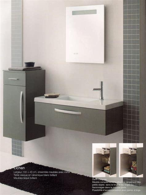 meuble salle de bain profondeur meuble salle de bain faible profondeur
