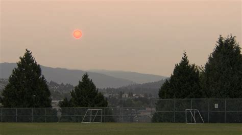 Fine particulate matter, also known as pm2.5, refers to. Vancouver braces for heat wave, poor air quality from wildfire smoke   CTV News