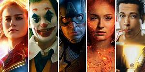 Every, 2019, Superhero, Movie, Ranked, From, Worst, To, Best