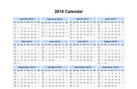 dayweekly monthly calendar year