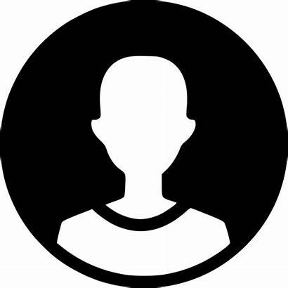 Profile Icon Round Male Circle Transparent Clipart