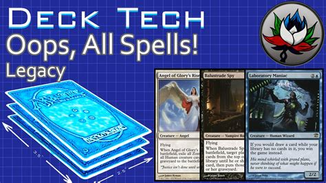 mtg deck wins budget all spells budget combo legacy deck tech mtg