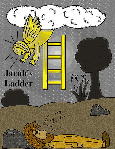 jacobs ladder sunday school lesson