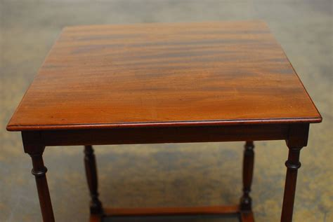 mahogany pub table for sale at 1stdibs