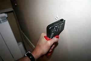 Fixer Une Télé Au Mur : fixer des objets lourds avec des chevilles molly dans le ~ Premium-room.com Idées de Décoration