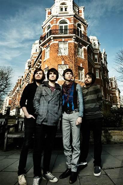 Panic Iphone Disco Oasis Wallpapers Band Beatles