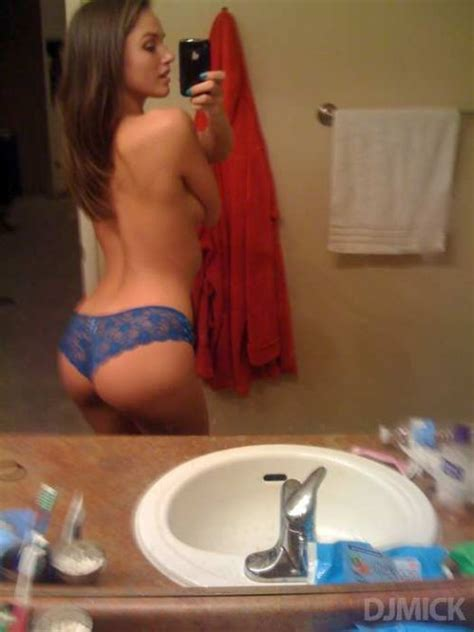 Sexy Self Shot Mirror Pics 150 Pics