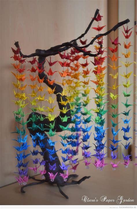 moviles de papel diy para colgar y decorar tu casa 2