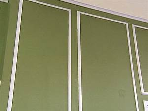 How to Create Paneled Walls HGTV