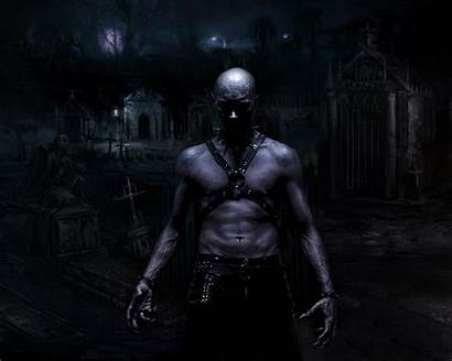 Scary Dark Wallpoper