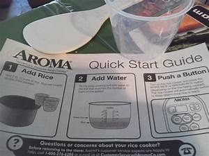 Life According To Greenvics  Aroma Rice Cooker  U0026 Food