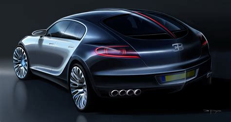 New Bugatti 16c Galibier Images