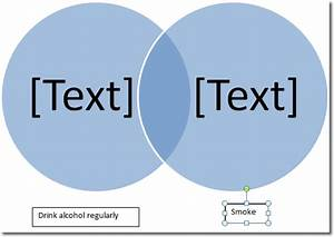Venn Diagram In Word