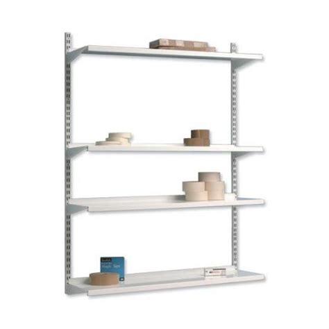 trexus top shelf shelving unit system  shelves metal
