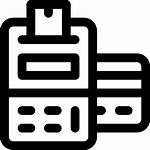 Register Icon Cash Icons