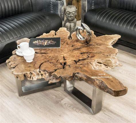 Der Couchtisch Aus Holz by Couchtisch Aus Holz Der Tischonkel