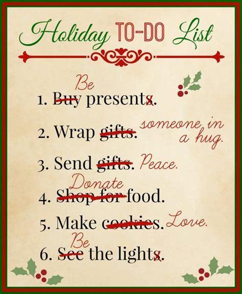 holiday   list printable christmas quotes