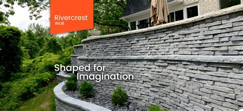 Uniblock Wall by Risi Inc Retaining Wall Systems