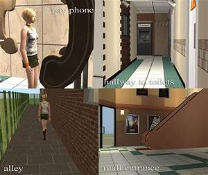 Mod The Sims - Central Square Shopping Center