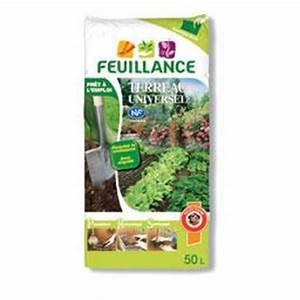 Terre Végétale En Sac : terreau universel le sac de 50 litres tous les produits ~ Dailycaller-alerts.com Idées de Décoration