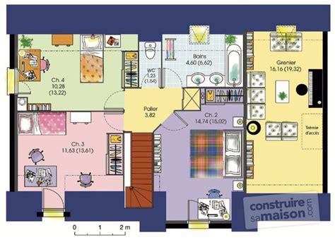 plan maison 7 chambres plan de maison 7 chambres
