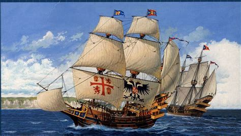 revell germany spanish galleon rg