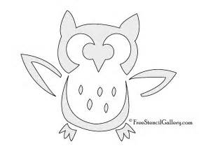 Pumpkin Masters Carving Patterns Owl by Owl Stencil Free Stencil Gallery