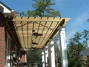 Simple Pergola Plan Creative With Chalk Paint On Kitchen Cabinets
