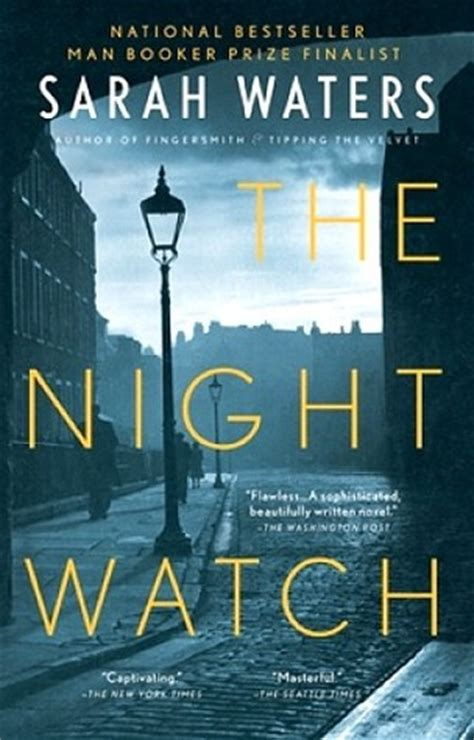 night   sarah waters reviews discussion