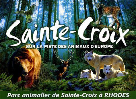 les chais de sainte croix parc animalier sainte croix mission biodiversité voyage