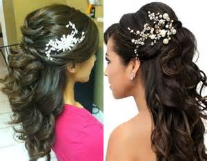 indian wedding hairstyles tutorial half up half hairstyle indian tips