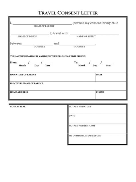 sle medical consent form for grandparents medical consent form for grandparents template business